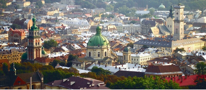 INCREDIBLE LVIV